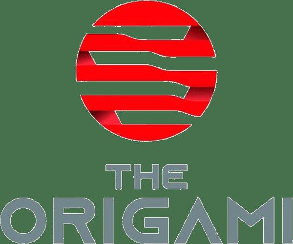 logo the origami MEGA CITY 2