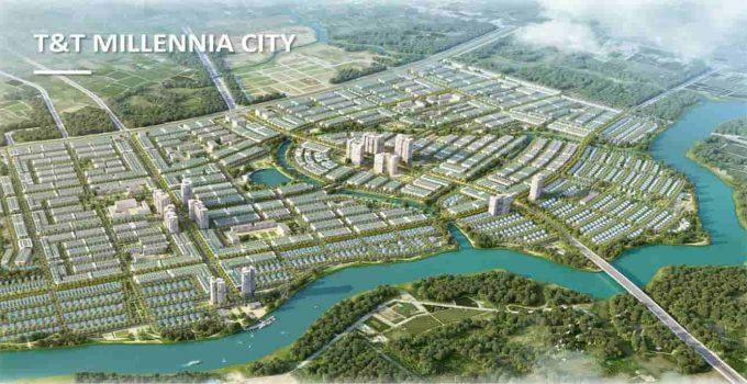 T&T city millennia
